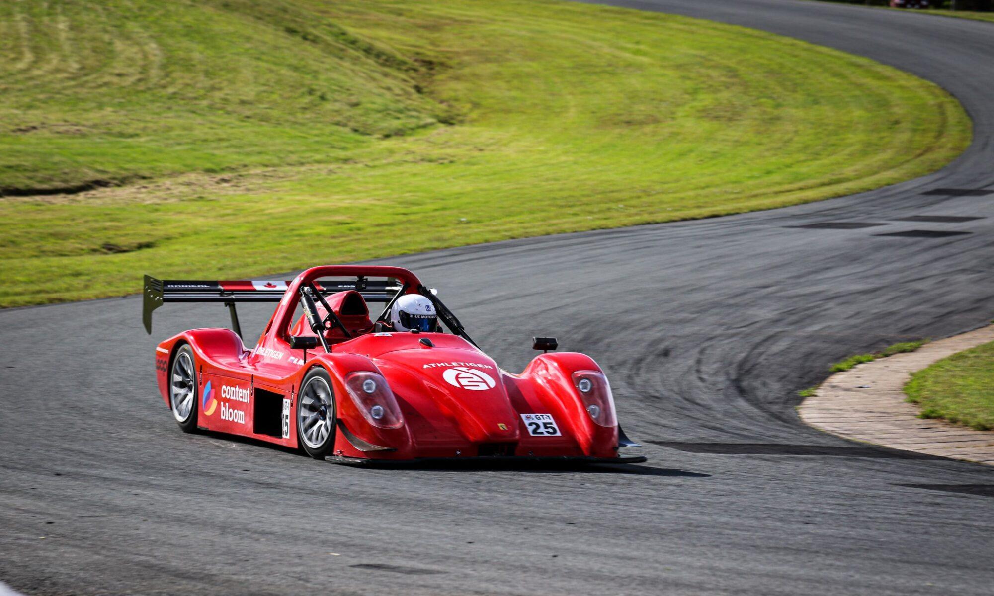 Content Bloom Autosport